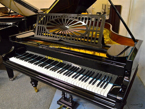 Bechstein A1 Grand Piano keys