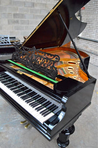 Bechstein V Ebonised Finish Used