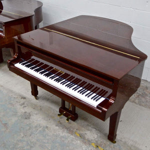 Bluthner 10 Grand Piano Restored