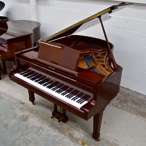 Blüthner 10 Grand Piano Mahogany Finish