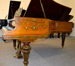 Bluthner Art Case Grand Piano Used