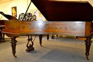 Bluthner Art Case Grand Piano Restored