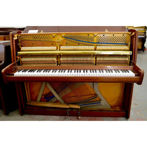 Blüthner D Second Hand Upright Piano