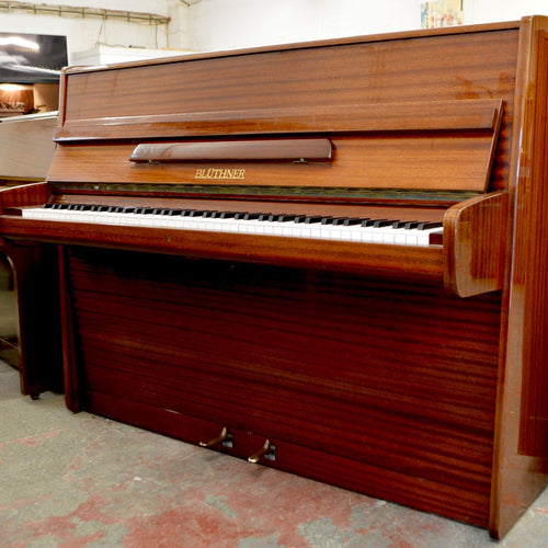 Blüthner D Used Upright Piano