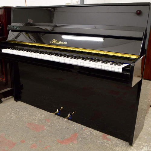 Blüthner Model D Used Upright Piano
