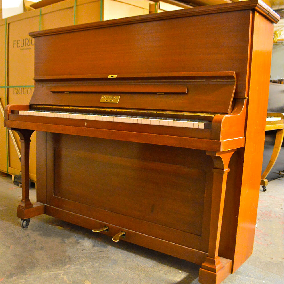 Chappell London Upright Piano