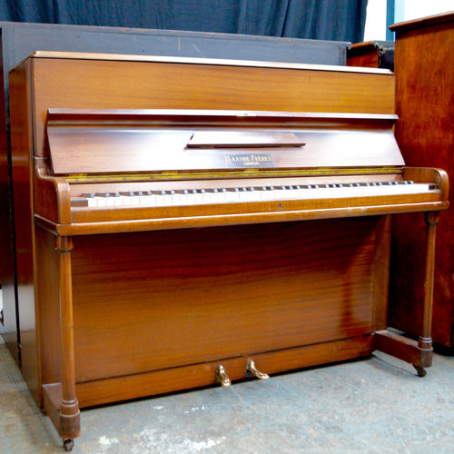 Maxime Freres of London Upright Piano