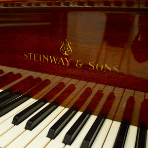 Steinway & Sons Grand Piano Model M Keyboard
