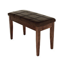 Load image into Gallery viewer, Dolce Piano Bench Walnut