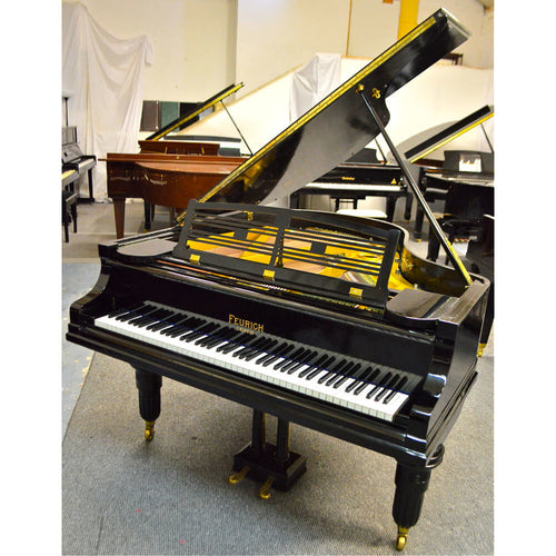 Feurich used Grand Piano