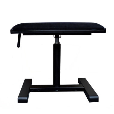 Hydro black Piano Bench