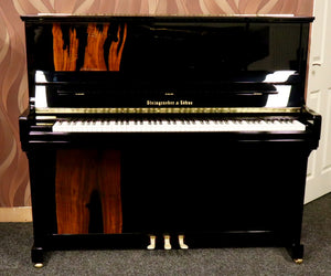 Steingraeber & Sohne 130 T-PS Professional Upright Piano