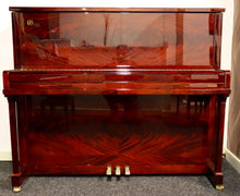 Load image into Gallery viewer, Niendorf 123 Upright in oyster mahogany