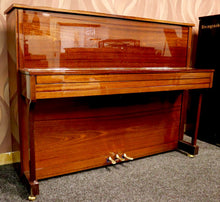Load image into Gallery viewer, Blüthner Model C Upright piano in mahogany high gloss finish