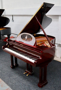 Ibach F1 baby grand piano in rosewood finish