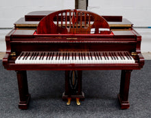 Load image into Gallery viewer, Ibach F1 baby grand piano in rosewood finish
