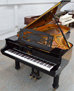 Ibach Richard Wagner Grand Piano Restored