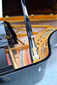Ibach Richard Wagner Grand Piano Internal Design
