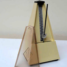 Load image into Gallery viewer, Wittner Ivory Metronome Design