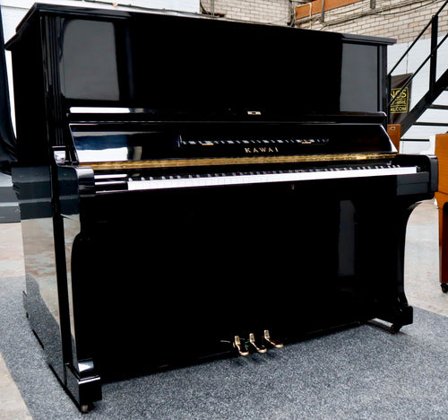 Kawai BL 61 Upright in black high gloss