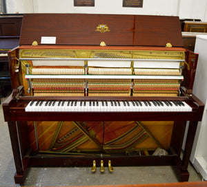 Kawai K-18EA Upright Piano Internal Design