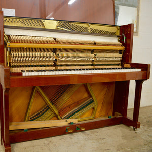 Neuman Upright Piano internal design
