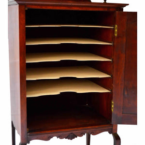 Regency Music Cabinet Shelves