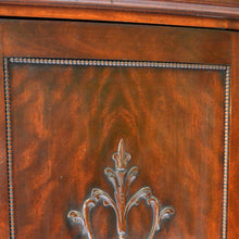 Load image into Gallery viewer, Regency Music Cabinet Door Detail