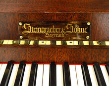 Load image into Gallery viewer, Steingraeber & Sohne 118 Upright Piano Keys