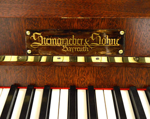 Steingraeber & Sohne 118 Upright Piano Keys