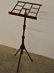 Wheedon Regency Music Stand Design