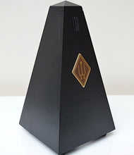 Load image into Gallery viewer, Wittner Black Metronome Design