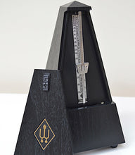 Load image into Gallery viewer, Wittner Black Woodgrain Metronome