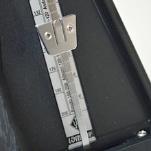 Load image into Gallery viewer, Wittner Black Woodgrain Metronome Detail