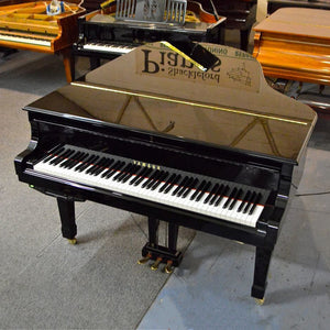 Yamaha C3 Grand Piano fitted with Mark 4 Disklavier system