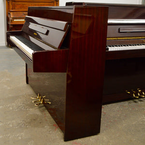 Yamaha M1J Upright Piano Lateral