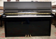Load image into Gallery viewer, Yamaha P116 in black high gloss finish