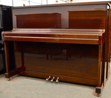 Load image into Gallery viewer, Yamaha P116 Mahogany Upright Piano