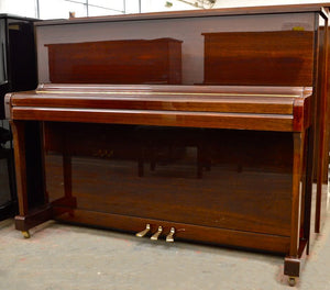 Yamaha P116 Mahogany Upright Piano