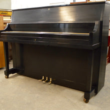 Load image into Gallery viewer, Yamaha P116 Upright Piano black