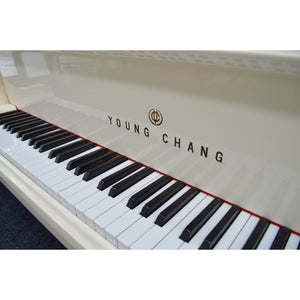 Young Chang Used Piano