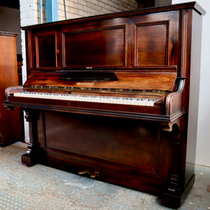 Bechstein 10 Rosewood Upright Piano