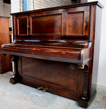 Load image into Gallery viewer, Bechstein 10 Rosewood Upright Piano