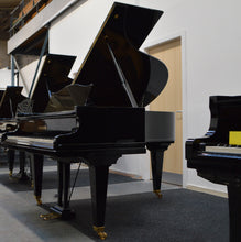 Load image into Gallery viewer, Bechstein Black Grand Piano