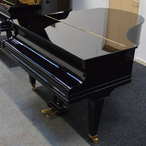 Bechstein Model M Black Grand Piano