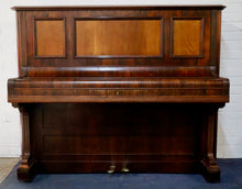 Load image into Gallery viewer, Bechstein 8 Concert upright Piano in rosewood