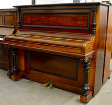 Load image into Gallery viewer, Blüthner Model B Upright piano in rosewood finish