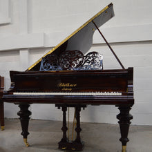 Load image into Gallery viewer, Blüthner Model 7 in Mahogany Finish Grand Piano