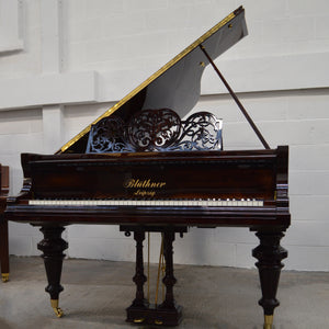 Blüthner Model 7 in Mahogany Finish Grand Piano