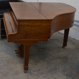 Blüthner used baby grand piano